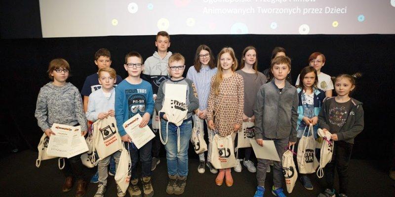 OKO KALEJDOSKOPU: filmy zwycięzców ogólnopolskiego konkursu filmów dzieci i młodzieży