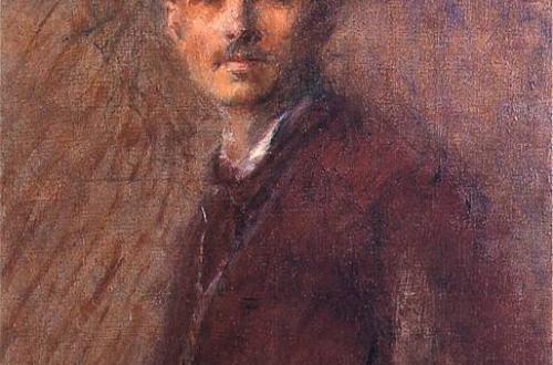 Władysław Podkowiński- prekursor polskiego impresjonizmu